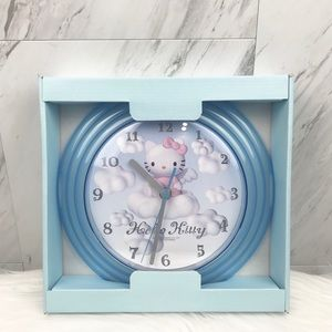 Vintage '98 Hello Kitty Wall Clock